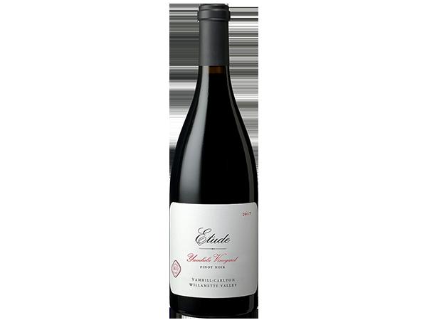 2017 etude yamhela vineyard pinot noir 750 ml bottle