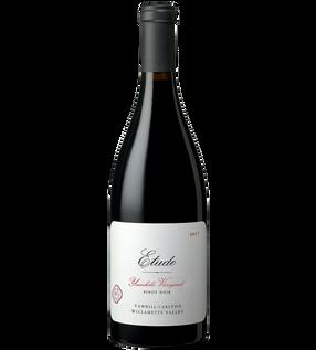 2017 Yamhela Vineyard Pinot Noir
