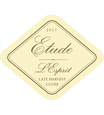 2017 E Spirit Late Harvest Cuvee White Blend, image 2