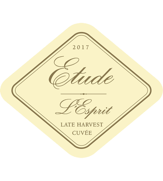 2017 E Spirit Late Harvest Cuvee White Blend