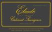 Etude 2013 Napa Valley Cabernet Sauvignon Front Label, image 2