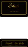 2017 Etude Oakville Napa Valley Cabernet Sauvignon Front Label, image 2