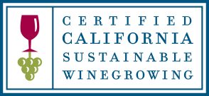 certified california sustainable winegrowing label